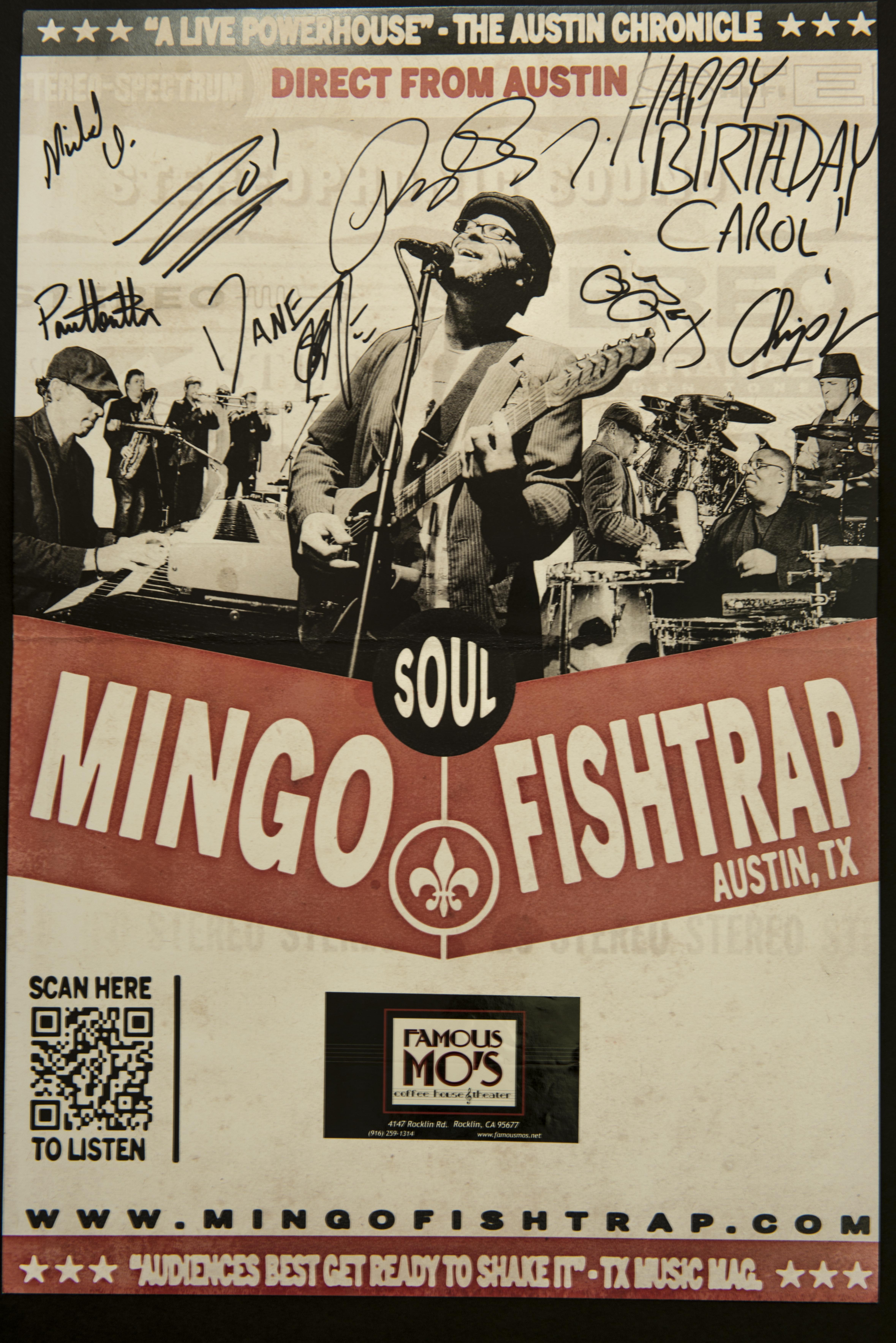 Mingo Fishtrap-408