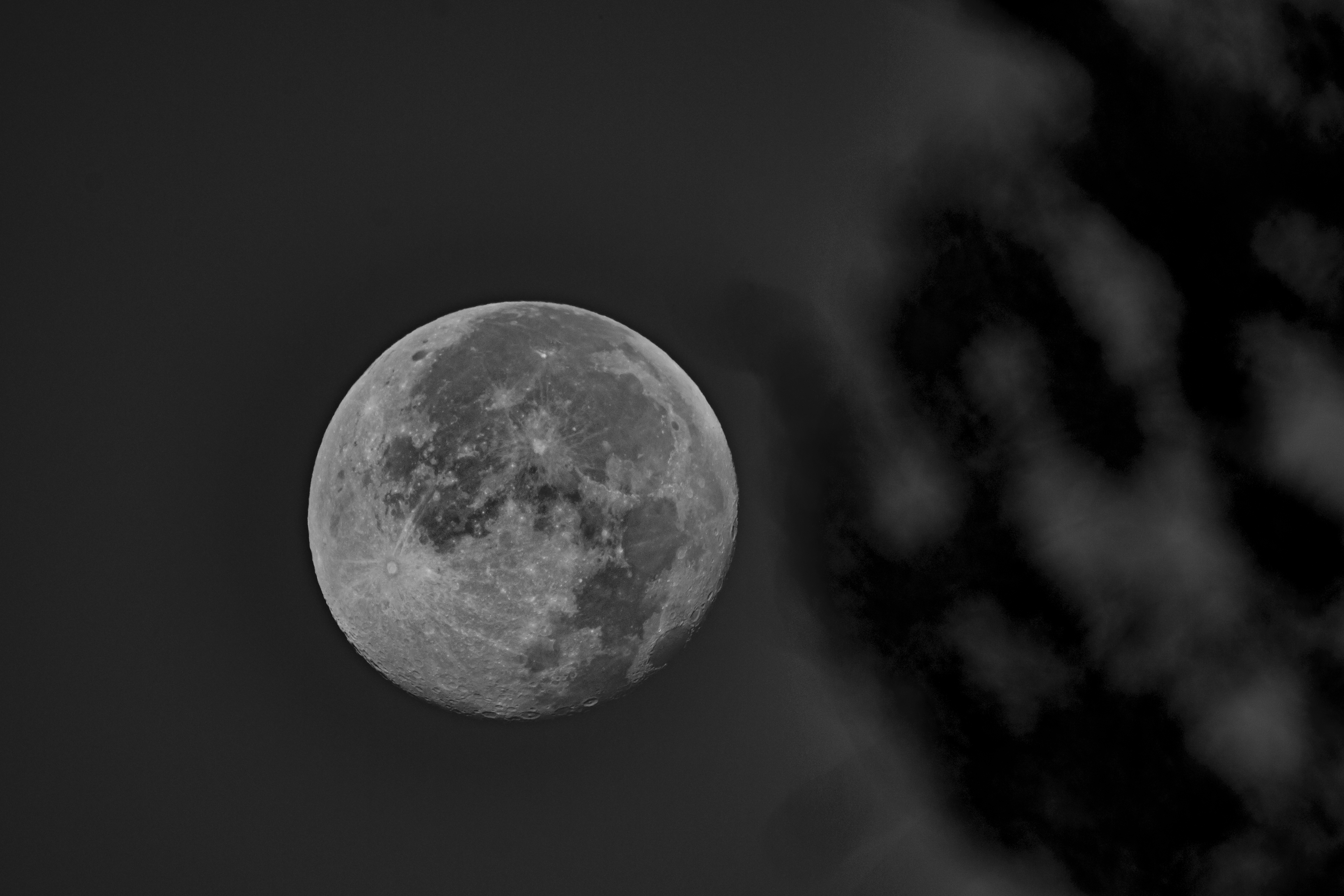 Full morning moon B&W.jpg
